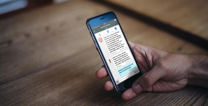 Die erste smoope App vernetzte Mobilfunkshops mit deren Kunden