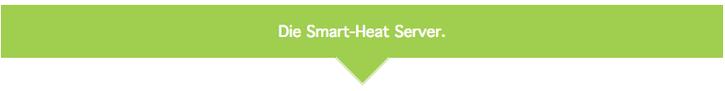 Die Smart-Heat Server