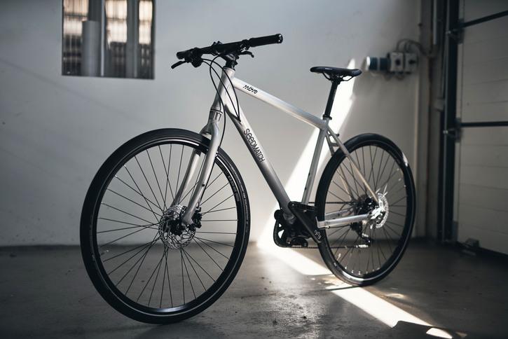 Möve Fahrrad Seedmatch-Edition